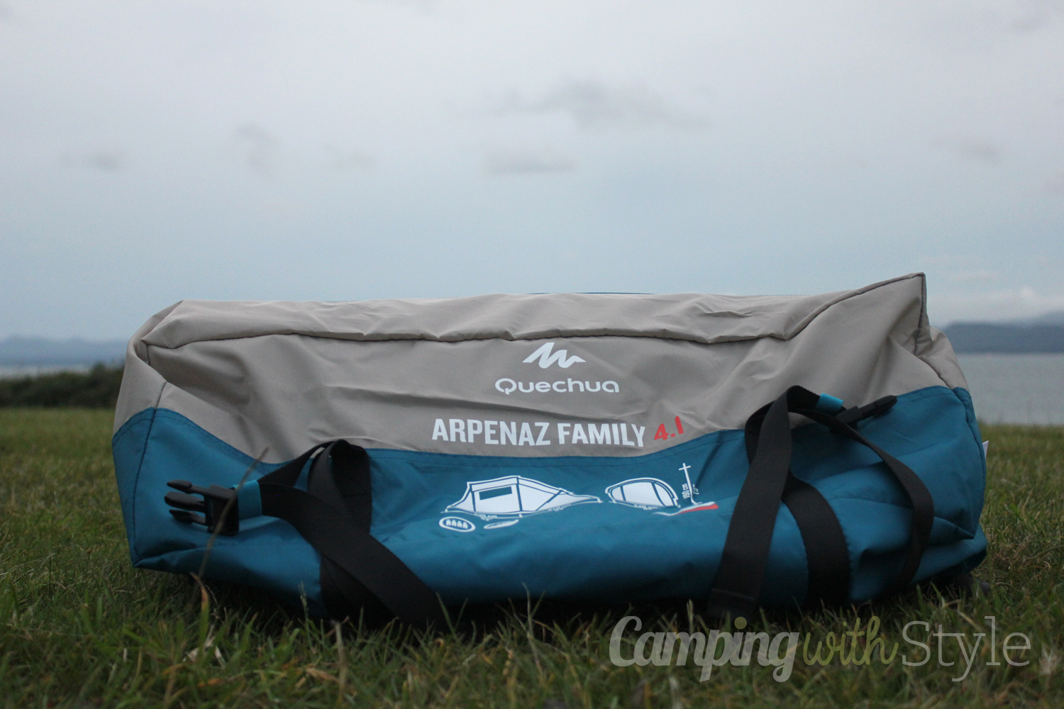 Bedroom Adventure Gear Decathlon Quechua Arpenaz 4 1 Family 4 Man Tent Review