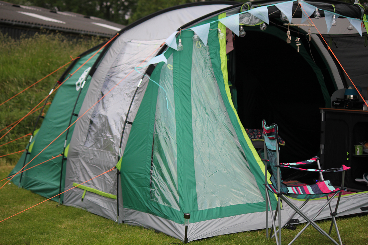 Our Verdict On The Coleman Rocky Mountain 5 Family Tent