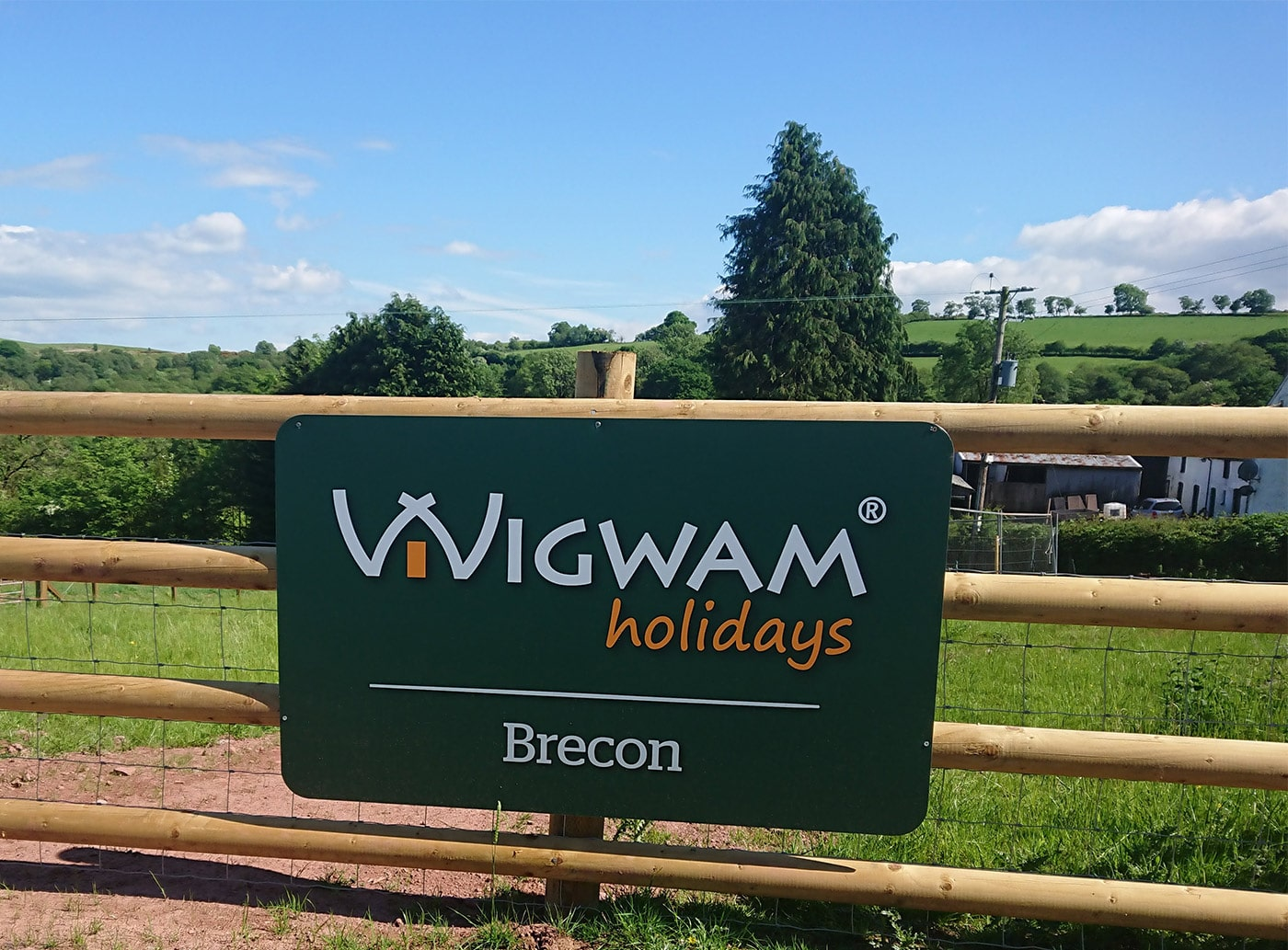 Wigwam Holidays Brecon Glamping Review