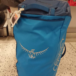 TRAVEL GEAR | Osprey Rolling Transporter 120 Luggage – Review