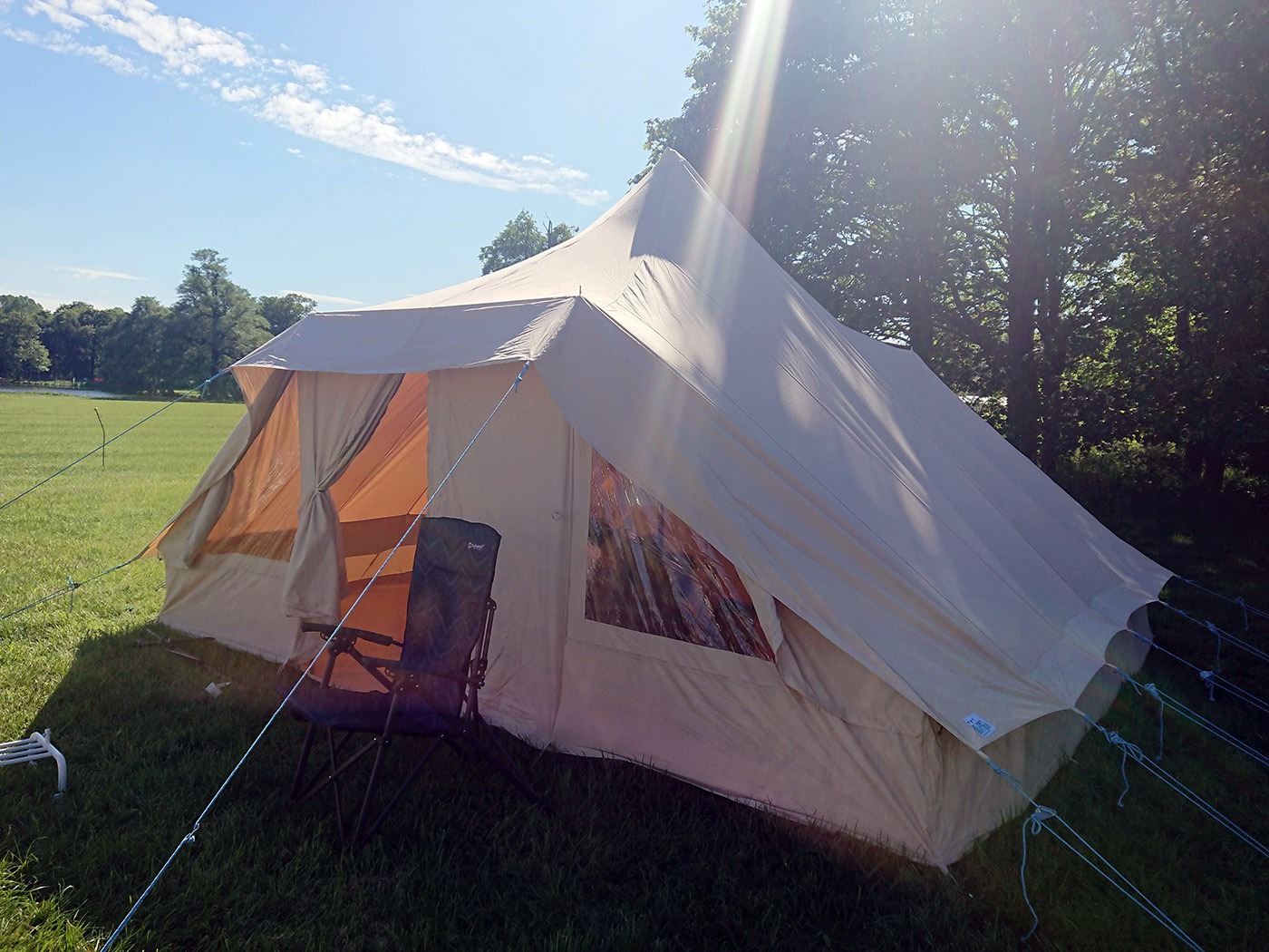 Bell Tent Boutique Touareg Bell Tent